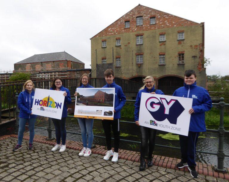 Grimsby Youth Zone Brand Vote