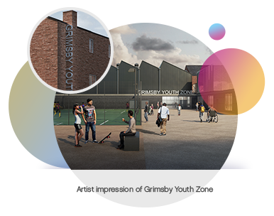 Artists Impression of the Youth Zone